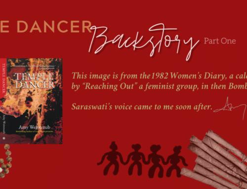TEMPLE DANCER Backstory: Part One