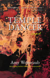 TEMPLE DANCER cover print