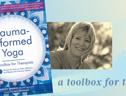 NEW MUST-READ for Therapists, Yogis, and Self Care Seekers